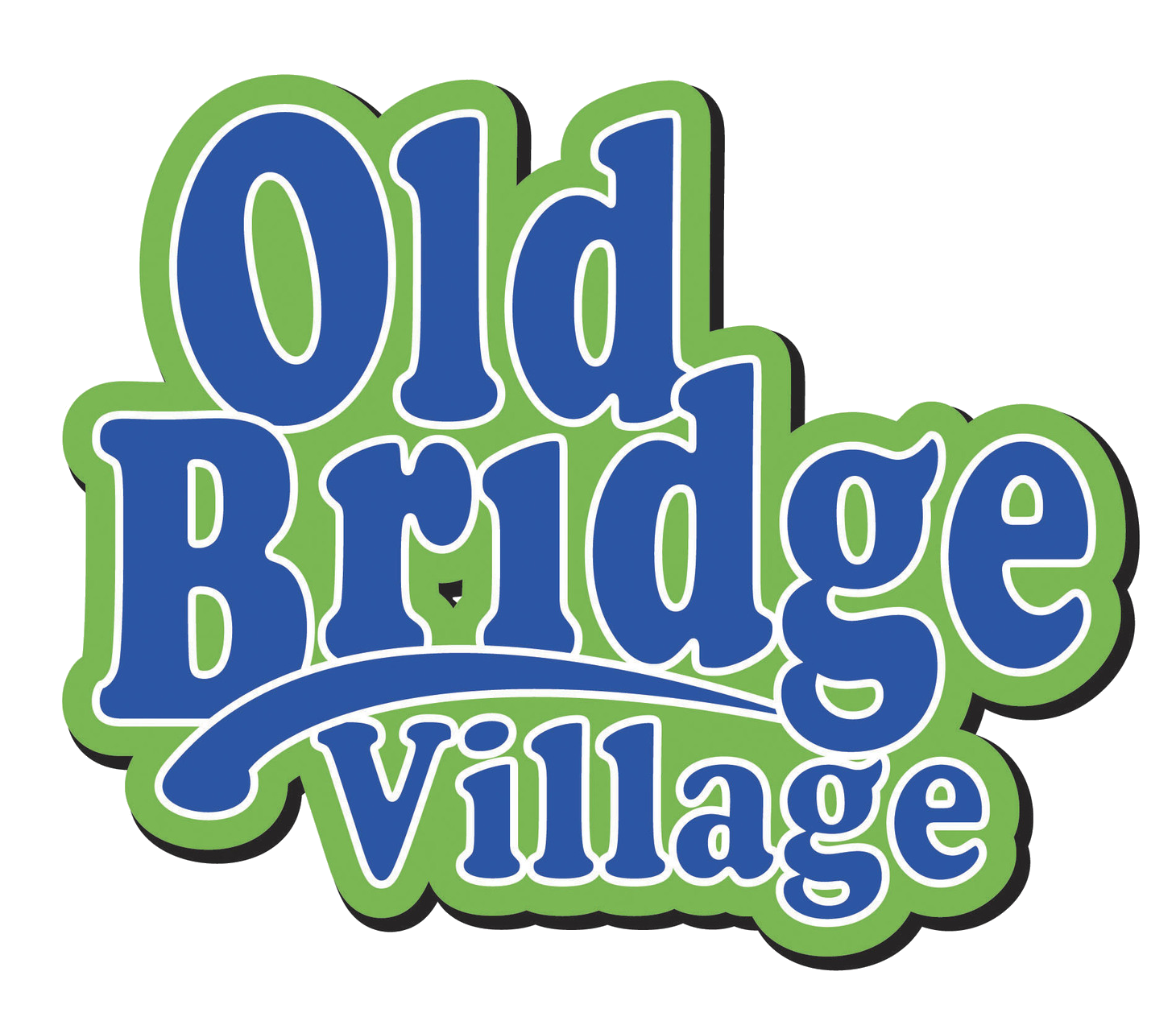 Old Bridge Village Logo